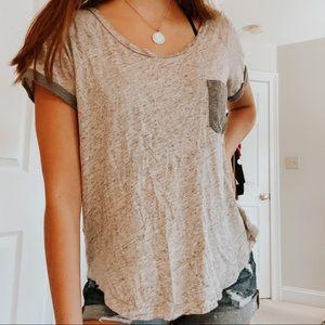 Victoria's Secret PINK Pocket T-Shirt